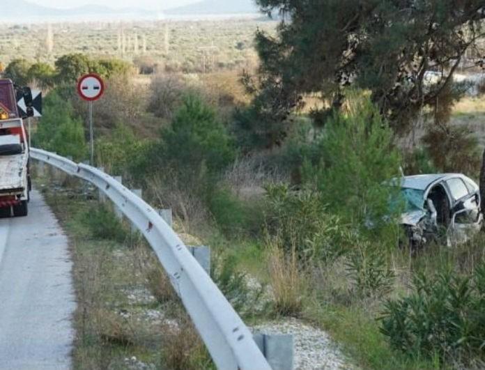 Θρήνος στην Μυτιλήνη: Μια νεκρή μετά από τρομακτικό τροχαίο!