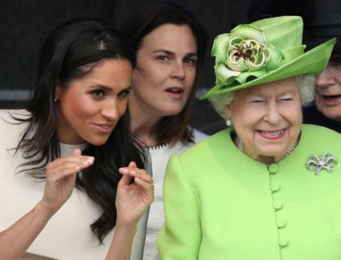 Αποκάλυψη μεγατόνων για Μέγκαν - Χάρι! Πριν τον γάμο είχαν ρίξει άκυρο στην Βασίλισσα Ελισάβετ!
