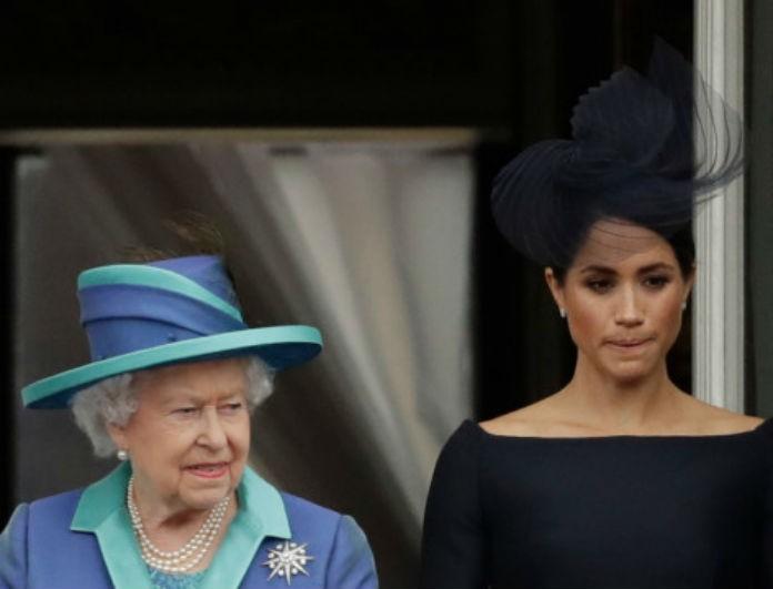 Βασίλισσα Ελισάβετ: Χαμός στο Sandringham! Με μια της απόφαση έστειλε την Meghan Markle... σπίτι της!