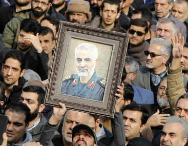 Δολοφονία Σουλεϊμανί: Άρχισαν να