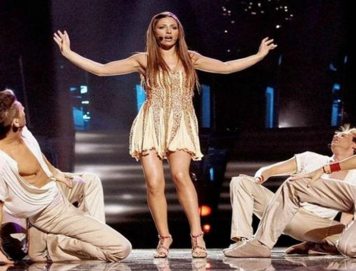 Έλενα Παπαρίζου: Αυτό το φόρεμα έπρεπε να βάλει στην Eurovision! Γεμάτο στρας, θα έφερε 12άρι στο λεπτό!