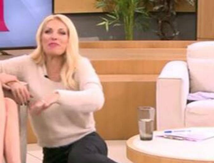 Ελένη: Η καλεσμένη της την έκανε να μείνει «κάγκελο» και να πέσει από την καρέκλα - «Τι είπε;»!