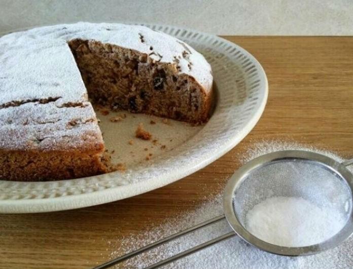 Βέφα Αλεξιάδου: Η δική της φανουρόπιτα δεν θέλει κανέλα! Η συνταγή πραγματικό «θαύμα»!