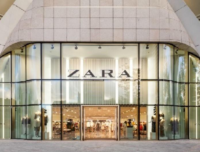 Zara: Αυτό είναι το απόλυτο φόρεμα για τη νέα σεζόν! Προκαλεί