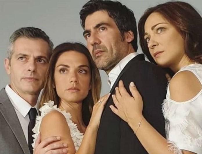 Έρωτας μετά: Χαμός στις εξελίξεις! (30/1)  Έξι μήνες πριν το ατύχημα, ο Κωνσταντίνος και η Άννα πιάνονται επ' αυτοφώρω