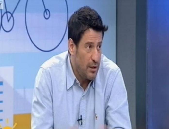 Αλέξης Γεωργούλης για το YFSF: «Δεν με ενόχλησαν από τον ΣΥΡΙΖΑ»