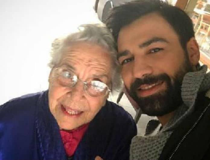 Μπρούσκο: Η γιαγιά