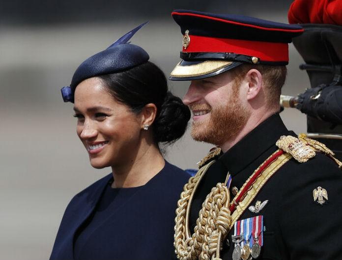 Το βίντεο που «καίει» την Meghan Markle και τον πρίγκιπα Χάρι! Δε θα το αφήσει να περάσει έτσι η βασίλισσα Ελισάβετ!
