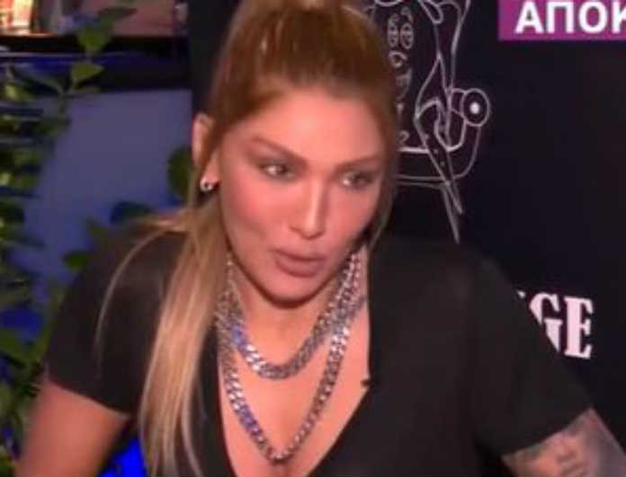 Αγγελική Ηλιάδη: Της έκαναν πρόταση για το YFSF και εκείνη...
