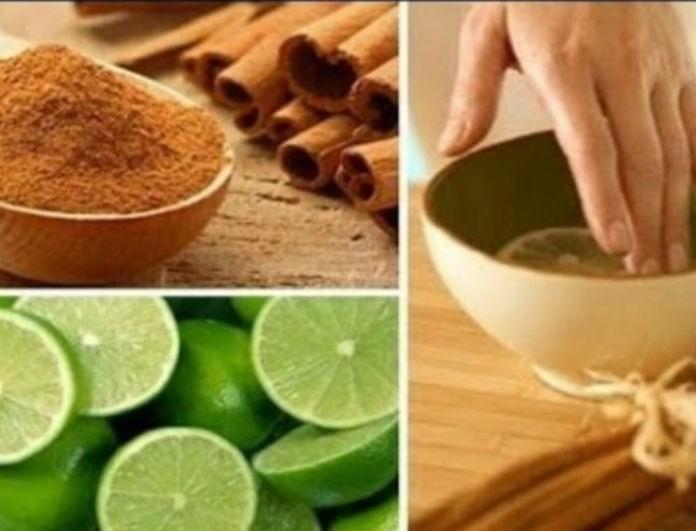 Βάλε κανέλα σε 1 ποτήρι μαζί με λεμόνι και μέλι! Πιες το κάθε πρωί και θα τρίβεις τα μάτια σου!