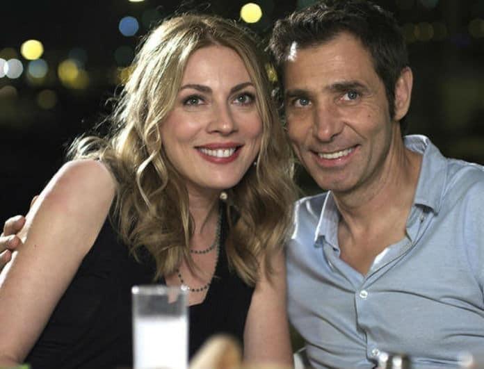Σμαράγδα Καρυδη: Έφυγε από την Ελλάδα η ηθοποιός! Που ήταν ο Αθερίδης;