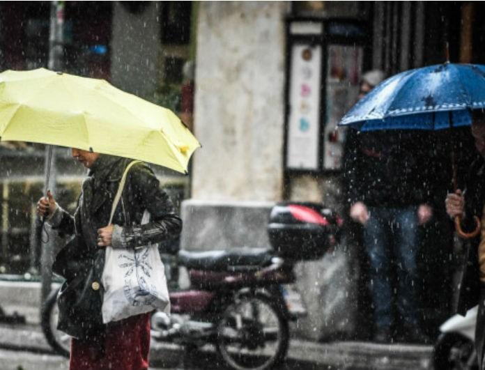 Καιρός: Τοπικές βροχές, κρύο και χιόνια!