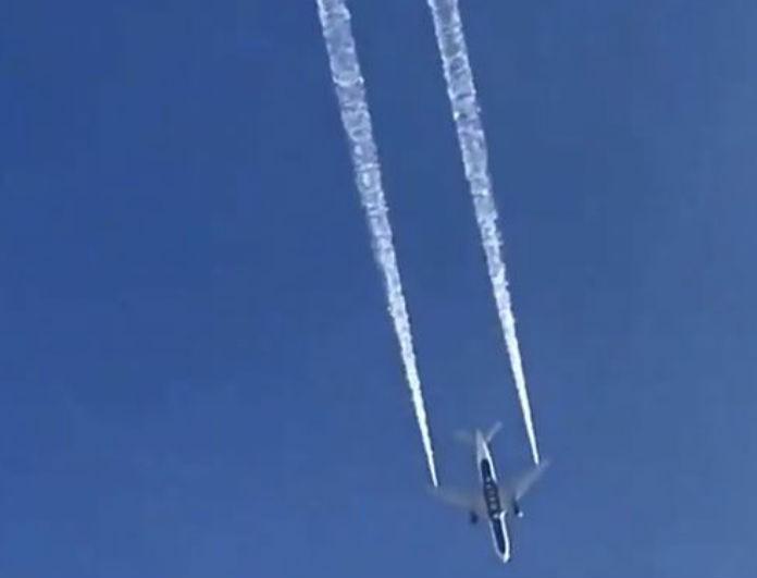 Αεροπλάνο άδειασε καύσιμα πάνω από κατοικημένη περιοχή
