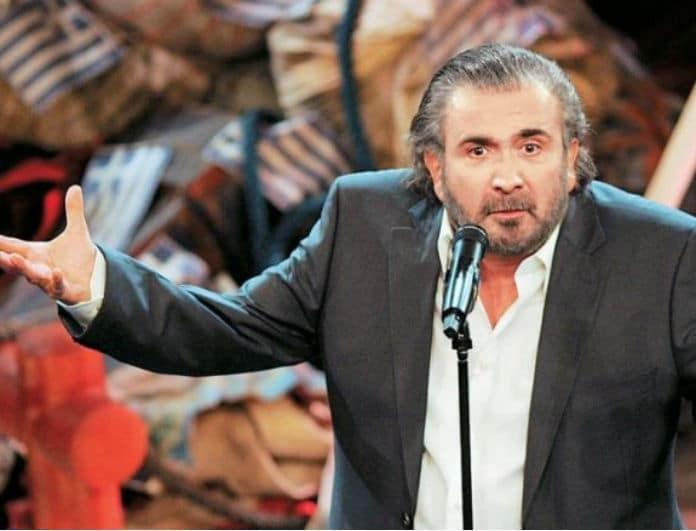 Λάκης Λαζόπουλος: Αυτό το πρόσωπο τον