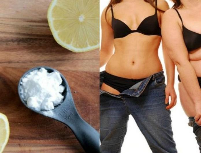 Εξαφανίστε το λίπος από το σώμα σας με μαγειρική σόδα! Οι 3 συνταγές για συγκλονιστικά αποτελέσματα!