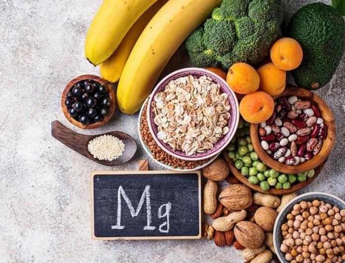 Έχετε έλλειψη μαγνησίου; Τι μπορείτε να πάθετε και ποιες τροφές θα σας βοηθήσουν!