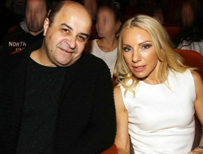 Έλενα Τσαβαλιά: Συνοδευόταν από τον Μάρκο Σεφερλή κι όλοι κοιτούσαν τα χέρια της! Αυτό που φορούσε κοστίζει 159 ευρώ!