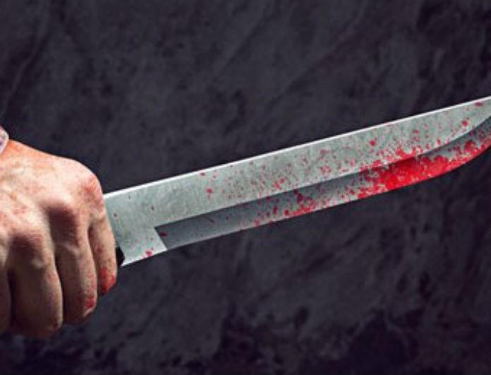 Σοκ στην Πάτρα: Μαχαίρωσε τον ίδιο του τον πατέρα!