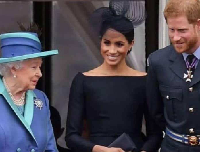 Χαμός στο  Buckingham! Η Ελισάβετ «τελείωσε» με μια λέξη Μέγκαν και Χάρι! Αρνείται να μιλήσει για την «ασφάλεια» του!