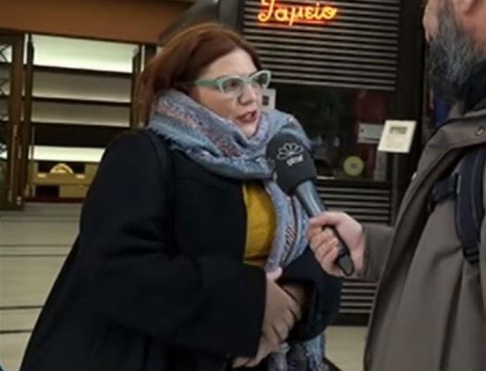 Δανάη Μπάρκα: Μιλά για τη viral φάρσα που έκανε στη Βίκυ Σταυροπούλου! «Ήθελα να...»