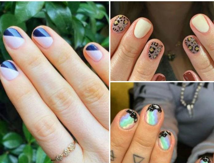 Σου αρέσουν τα κοντά νύχια; Αυτά είναι τα trends που θα δείχνουν τέλεια πάνω σου!