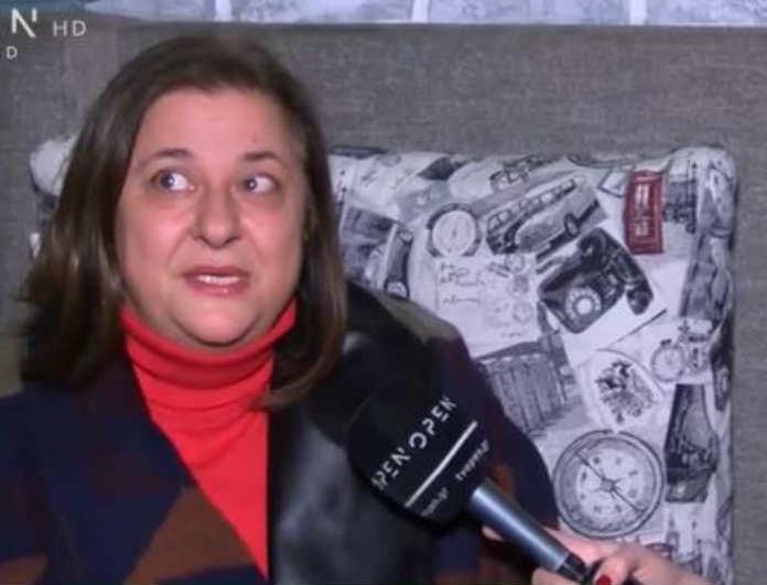 Ελισάβετ Κωνσταντινίδου: Αποκάλυψη -