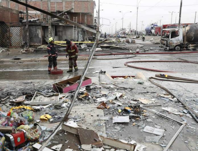 Τραγωδία στο Περού: Δύο νεκροί και δεκάδες τραυματίες! Τι συνέβη;