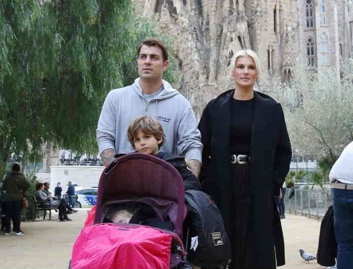 Όλγα Πηλιάκη - Στέλιος Χανταμπάκης: Ονειρεμένες διακοπές μαζί με τα παιδιά τους! Οι εικόνες τους,