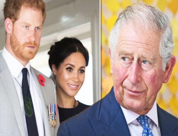 Μέγκαν Μαρκλ - Πρίγκιπας Χάρι: Τέρμα τα λεφτά από το παλάτι! Ο Κάρολος έκοψε την επιχορήγηση!