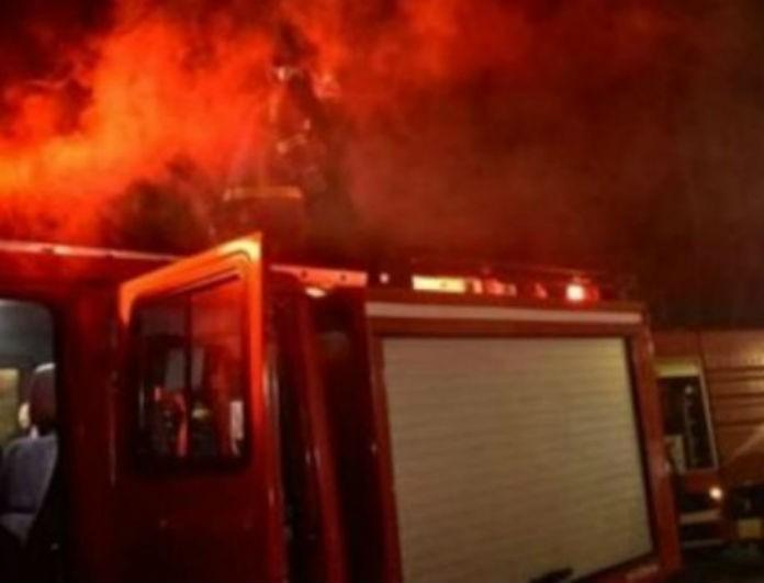 Τραγωδία στη Κομοτηνή:  Ενα 4χρονο παιδί έχασε τη ζωή του μετά από φωτιά
