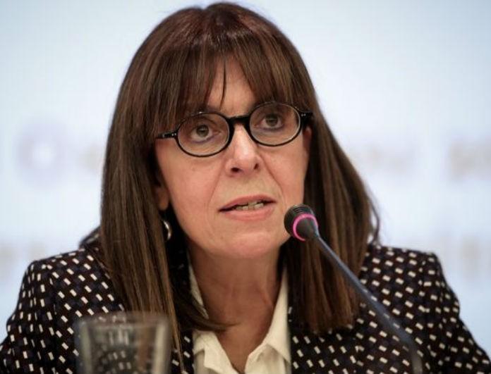 Αικατερίνη Σακελλαροπούλου: Ποια είναι η πρώτη γυναίκα που θα βγει Πρόεδρος της Δημοκρατίας;