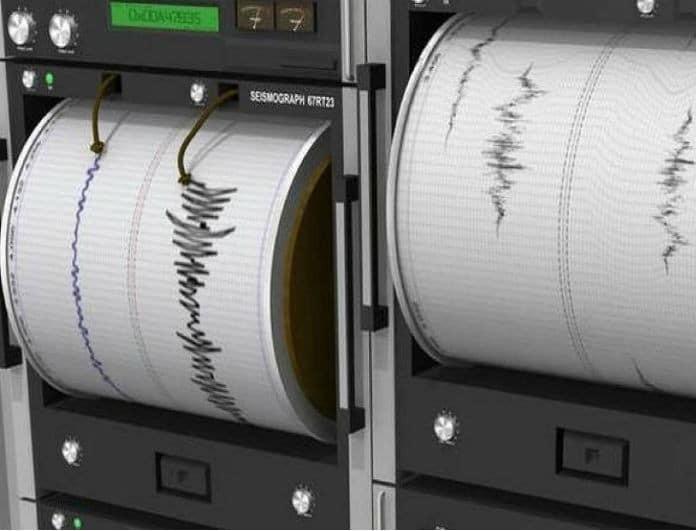 Σεισμός στην Ικαρία