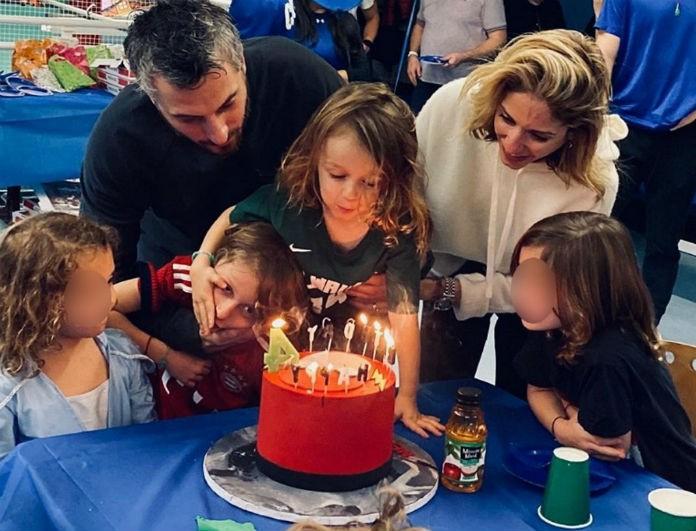 Άννα Βίσση: Το πάρτι υπερπεραγωγή της κόρης της Σοφίας, για τα γενέθλια του γιου της!