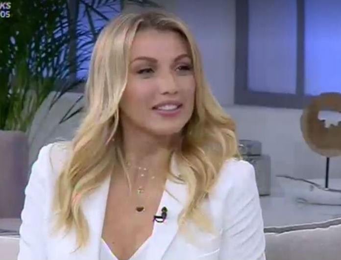 Κωνσταντίνα Σπυροπούλου: Σχολιάζει το My Style Rocks και την Κατερίνα Στικούδη! «Δεν μπορώ...»
