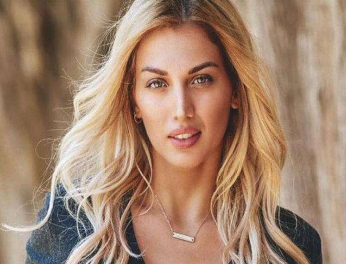Κωνσταντίνα Σπυροπούλου: Έχει