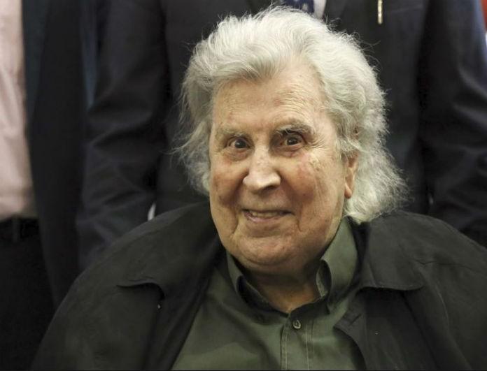 Μίκης Θεοδωράκης: Αυτή είναι η γυναίκα της ζωής του! Είναι 93 χρονών!