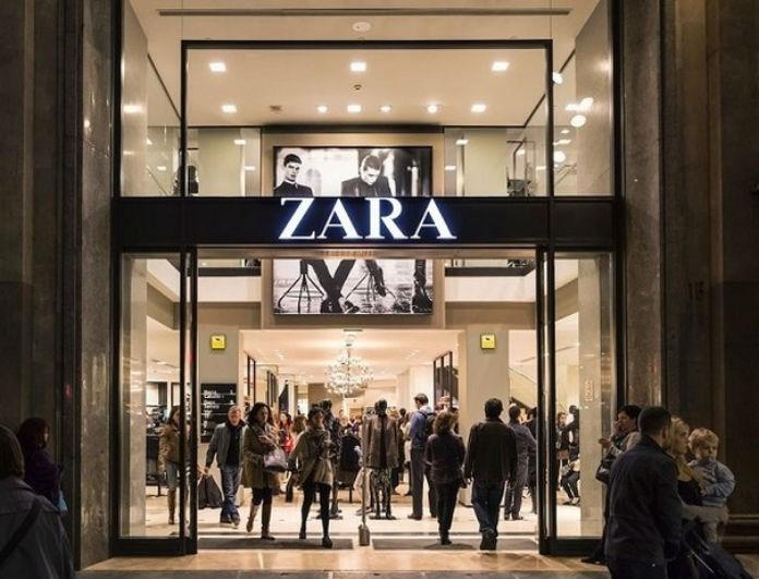Zara: Η δερμάτινη μπότα με τα κορδόνια είναι ότι πιο trendy κυκλοφορεί στην αγορά! Σχέδιο που επέστρεψε από το παρελθόν!