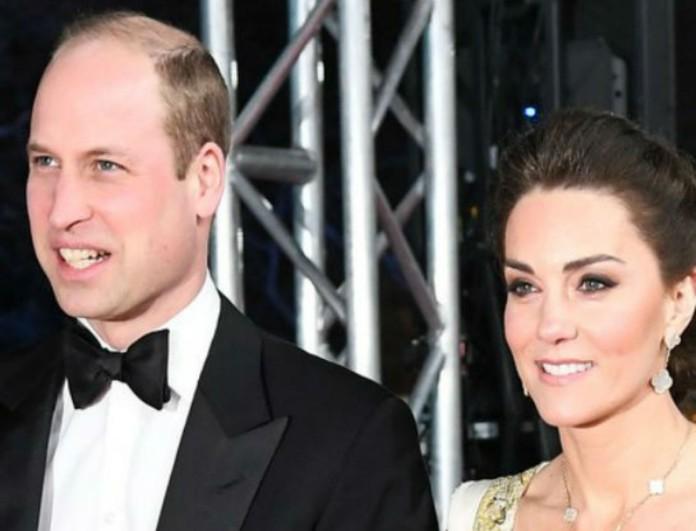 Έξαλλη η Kate Middleton και ο Prince William! Χαμογελούσαν με τα αστεία...αλλά έκρυψαν την αλήθεια!