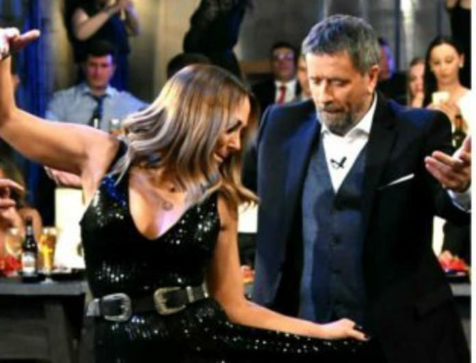 Η Μελίνα Ασλανίδου απογείωσε τον Σπύρο Παπαδόπουλο - Χαρά στον ΣΚΑΙ για την τηλεθέαση