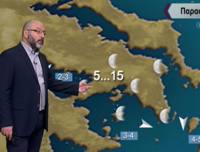 Εξελίξεις για τον καιρό! Χιόνια και το Σάββατο λέει ο Σάκης Αρναούτογλου - Σε ποιες περιοχές;