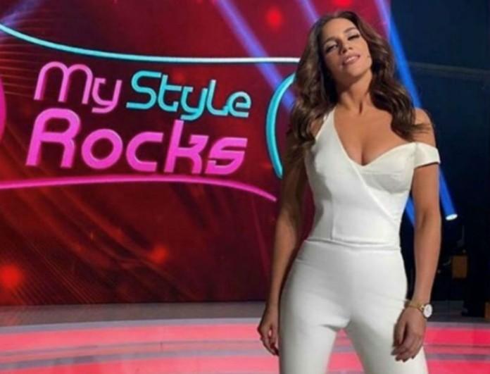 My style rocks: Τι νούμερα έκανε το Gala με παρουσιάστρια την Κατερίνα Στικούδη;
