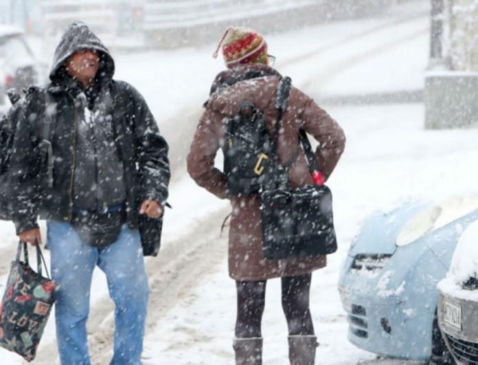 Καιρός: Παγετός στην χώρα! Που θα χιονίσει σήμερα; Χιόνια ακόμα και στην Αττική!