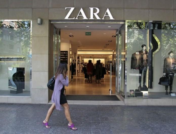 Με αυτό το φόρεμα από τα Zara θα μοιάζεις star του σινεμά - Το δίνουν τώρα μισοτιμής