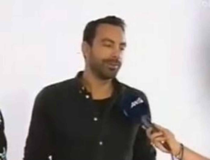 Σάκης Τανιμανίδης: Αποκαλύπτει το επόμενο επαγγελματικό του βήμα! Που θα τον δούμε;
