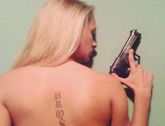 Καλλονή και...βαποράκι - Συνελήφθη μοντέλο με όπλα και ναρκωτικά!