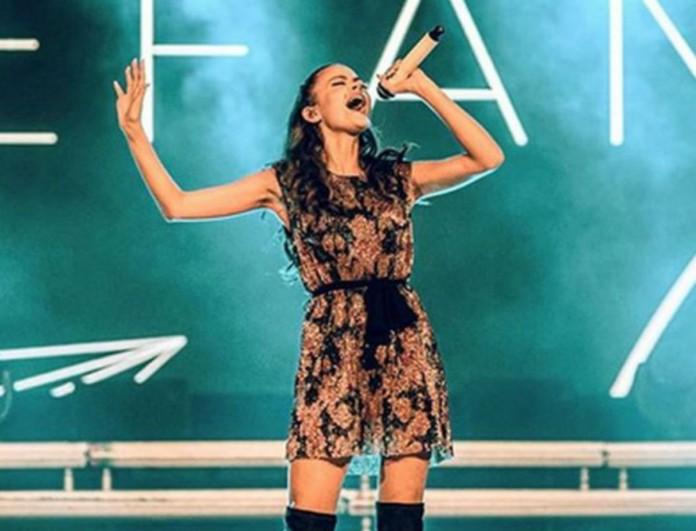 Η Στεφανία στην Eurovision τι παπούτσια θα βάλει; Εμείς προτείνουμε μποτάκι αλά Παπαρίζου!