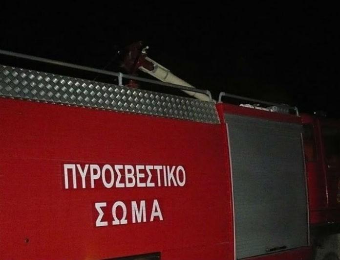 Τραγωδία στον Ορχομενό: Νεκρός άνδρας σε πυρκαγιά