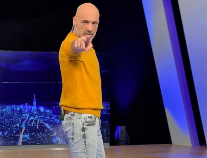 Πρώτος στον ΣΚΑΙ ο Νίκος Μουτσινάς - Νούμερα «φωτιά» για το κανάλι