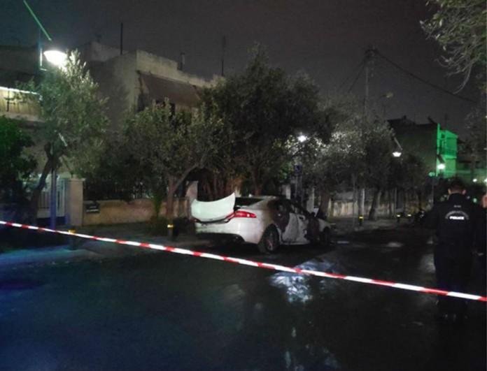 Έβαλαν βόμβα στο αυτοκίνητο γνωστού Έλληνα εκδότη! Σοκαριστικό βίντεο από την στιγμή της έκρηξης!