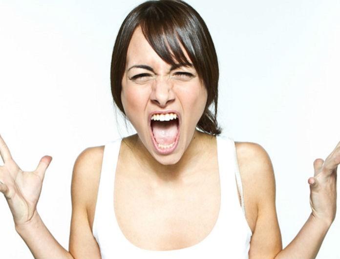 Είσαι οξύθυμη; Σου έχουμε καλά νέα! Ο θυμός σου κάνει καλό στην υγεία!